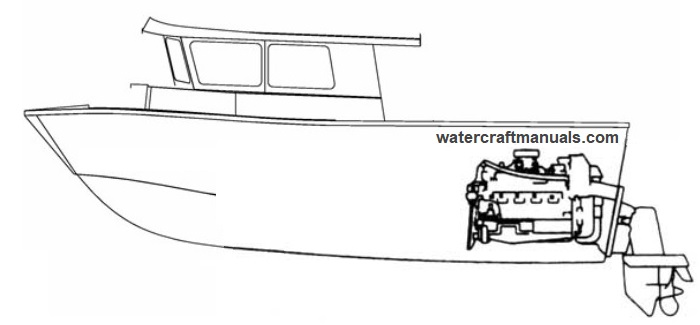 Inboard/Outboard Drive Propulsion System