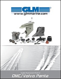 OMC Stern Drive Outdrive Parts Catalog