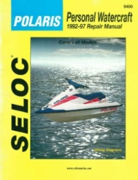 Polaris PWC Repair Manual 1992-1997